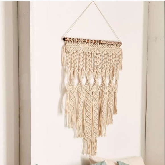 Urban Outfitters Macrame Wall Hanging